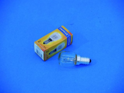 OMNILUX Schaustellerlampe 230V/10W E-14