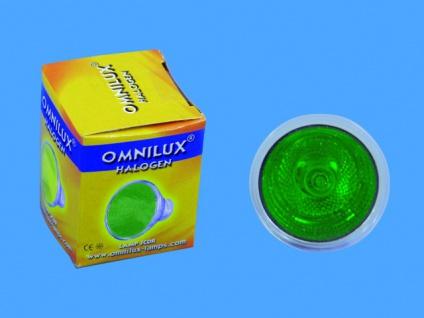 OMNILUX JCDR 230V/35W GX-5, 3 1500h grün