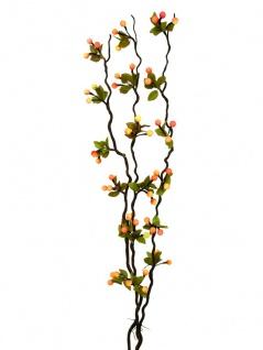 EUROPALMS Torfmyrte-Zweige, mit LEDs, 180cm