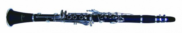 DIMAVERY K-17 Bb Klarinette, 17 Klappen