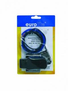 EUROLITE EL-Schnur 2mm, 2m, blau