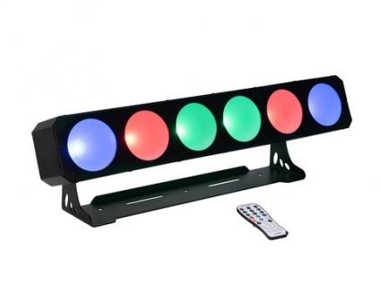 EUROLITE LED CBB-6 COB RGB Leiste