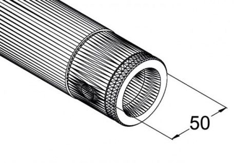 Alutruss Singlelock Power Psp-1000 Quick-lock Rohr - Vorschau 2