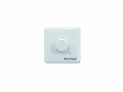 OMNITRONIC ELA LS-Regler 20W stereo ws