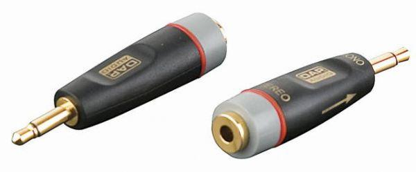 2p mini-Jack/ 3p mini-Jack adapter