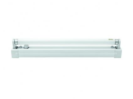 EUROLITE Fassung mit Leuchtstoffröhre 45cm 15W