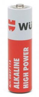 Würth Alkaline High Power