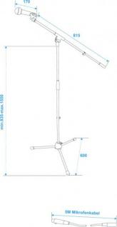 Omnitronic Cmk-10 Mikrofonset - Vorschau 2