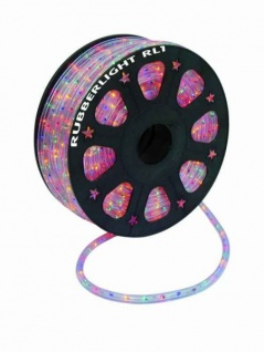 Eurolite Rubberlight Rl1-230v Multicolor 44m - Vorschau 3