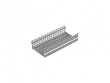 EUROLITE U-Profil 20mm für LED Strip silber 2m