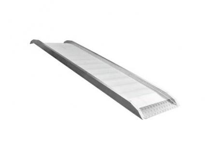 ALUTRUSS Laderampe 5m/100cm