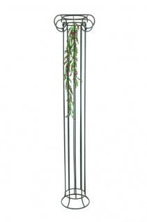 EUROPALMS Grasranke, grün-rot, 105cm