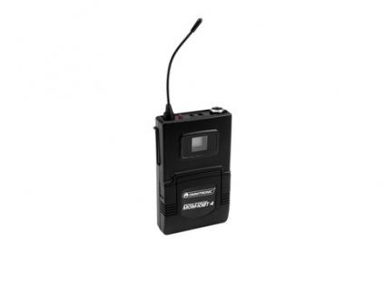 Omnitronic Mom-10bt4 Taschensender - Vorschau