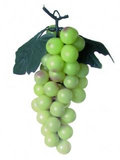 EUROPALMS Trauben mit Blättern, grün