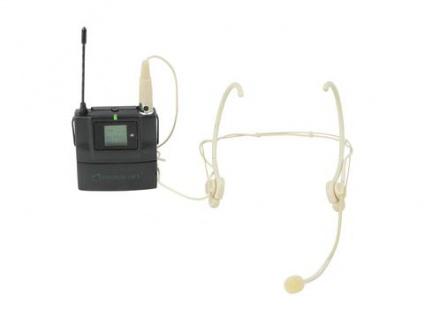 RELACART T-31 Bodypack für HR-31S mit Headset