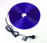 EUROLITE RUBBERLIGHT RL1-230V violett/pink 5m