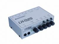 OMNITRONIC LH-025 3-Kanal-Stereo-Mixer