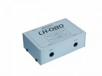 OMNITRONIC LH-080 Stereo-Isolator TRS