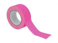 ACCESSORY Gaffa Tape 50mm x 25m neonpink UV-aktiv