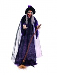 EUROPALMS Halloween Hexe, animiert