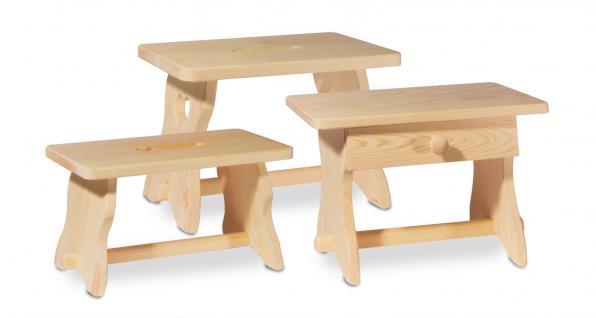 Holzwaren Wasmer / Fußschemel - Vorschau 2