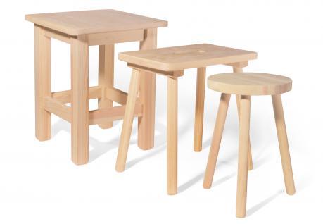 Holzwaren Wasmer / Hocker - Vorschau 1