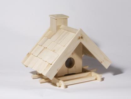 Holzwaren Wasmer / Vogelfutterhaus - Vorschau 3