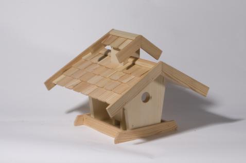 Holzwaren Wasmer / Vogelfutterhaus - Vorschau 4