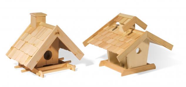 Holzwaren Wasmer / Vogelfutterhaus - Vorschau 2
