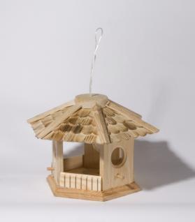 """Holzwaren Wasmer / Vogelhaus """"Pavillon"""" - Vorschau 4"""
