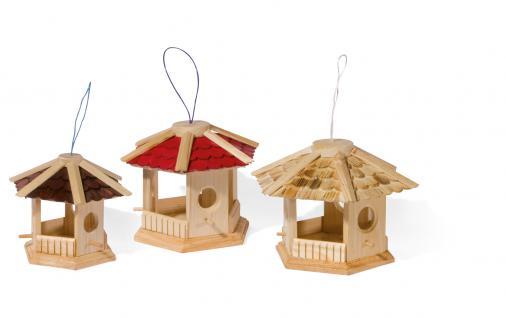 "Holzwaren Wasmer / Vogelhaus ""Pavillon"""