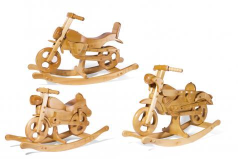 Holzwaren Wasmer Schaukelmotorrad