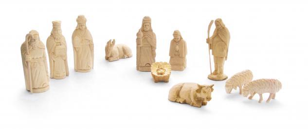 Holzwaren Wasmer Krippenfiguren