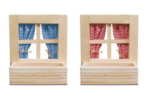 Holzwaren Wasmer Blumenfenster