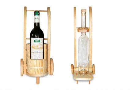 Holzwaren Wasmer Wein- oder Schnaps Karren