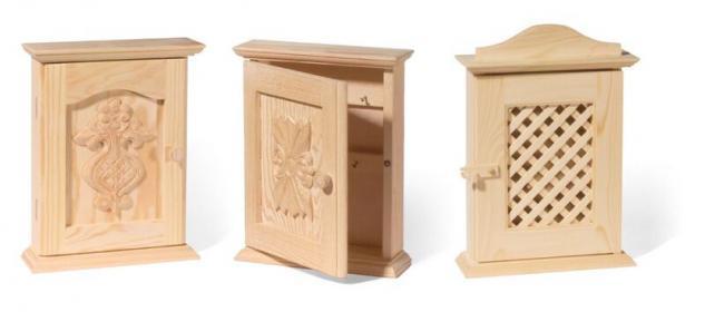 Holzwaren Wasmer / Schlüsselkasten (2)