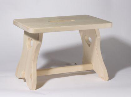 Holzwaren Wasmer / Fußschemel - Vorschau 4