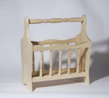 Holzwaren Wasmer / Zeitungsständer