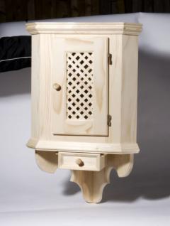 Holzwaren Wasmer / Eckschrank - Vorschau 3