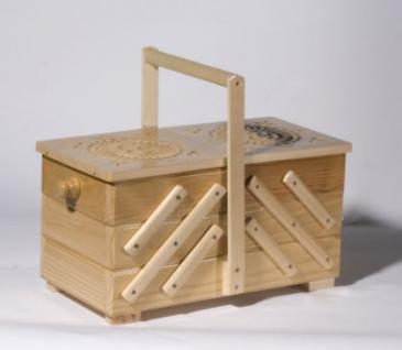 Holzwaren Wasmer / Nähkassette - Vorschau 3