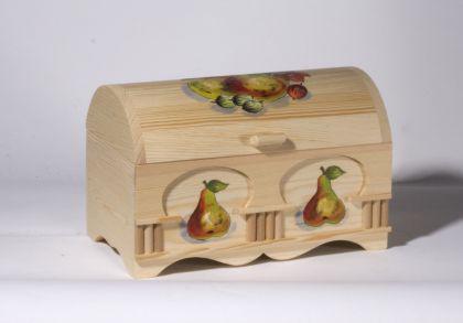 Holzwaren Wasmer Schmucktruhe / Schmuckkassette - Vorschau 3