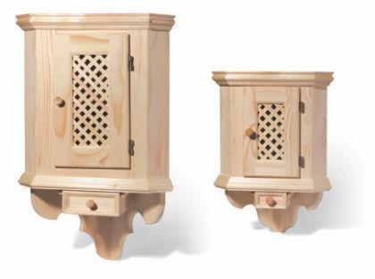 Holzwaren Wasmer / Eckschrank - Vorschau 2