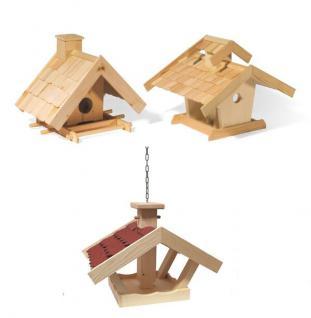 Holzwaren Wasmer / Vogelfutterhaus - Vorschau 1