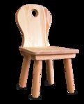 Holzwaren Wasmer Kinderstuhl