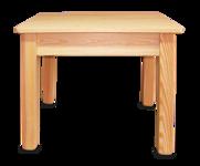 Holzwaren Wasmer Kindertisch klein