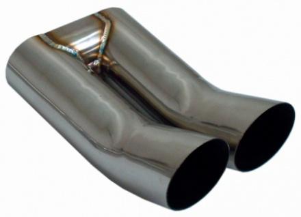 Gr. A Anlage Stahl Seat Altea XL 5P ab Bj. 2004 - Vorschau 5