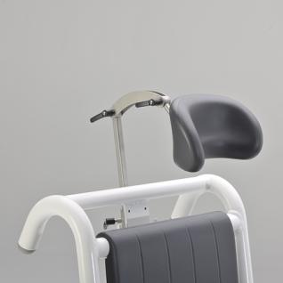 Elektrischer Duschtoilettenstuhl kippbar Parkinson Profi-Duschstuhl - Vorschau 2
