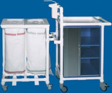 Wäschewagen Wäschesammler Hotels Pensionen