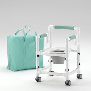 Weiches Gel-Sitzkissen für Toilettenbrille Profi-Toilettenstuhl - Vorschau 4