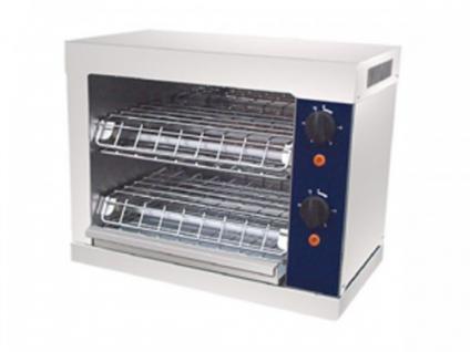 GAM Toaster und Überbacker T2 - Vorschau